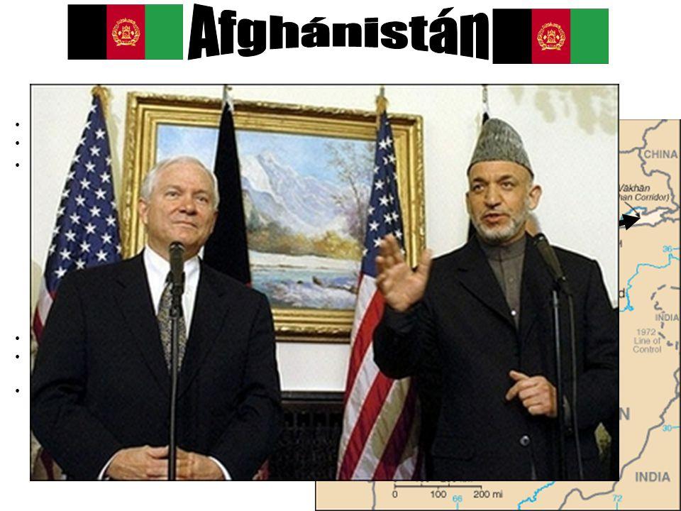 –Rozloha: 647 500 km 2 د افغانستان اسلامي دول De'Afghánistán islamí daula Islámský stát Afghánistán –Hranice : Celkem: 5 529 km Írán 936 km Pákistán 2