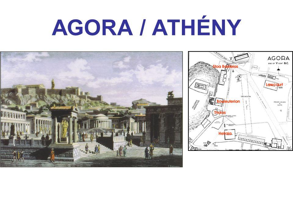AGORA / ATHÉNY