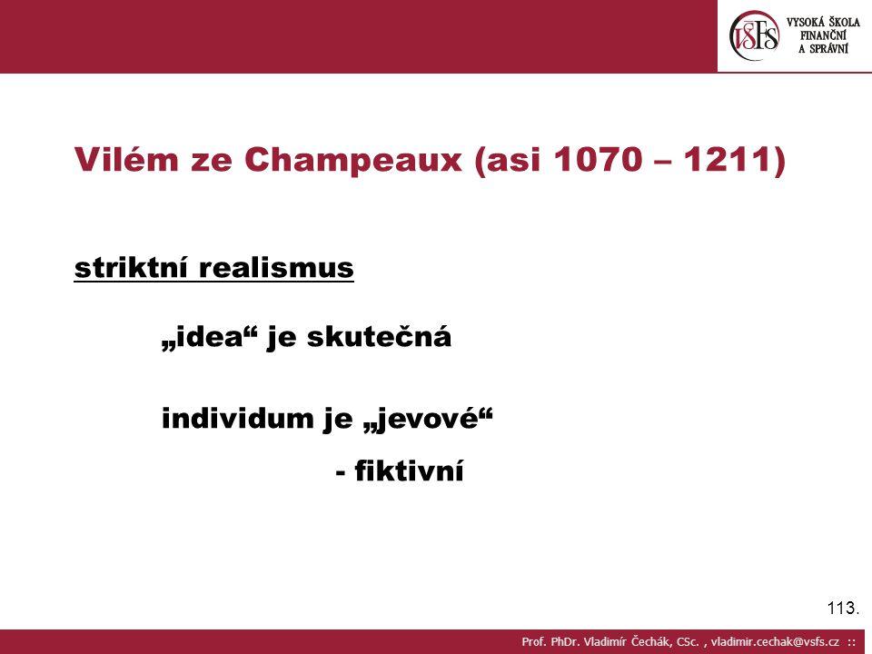 113.Prof. PhDr.