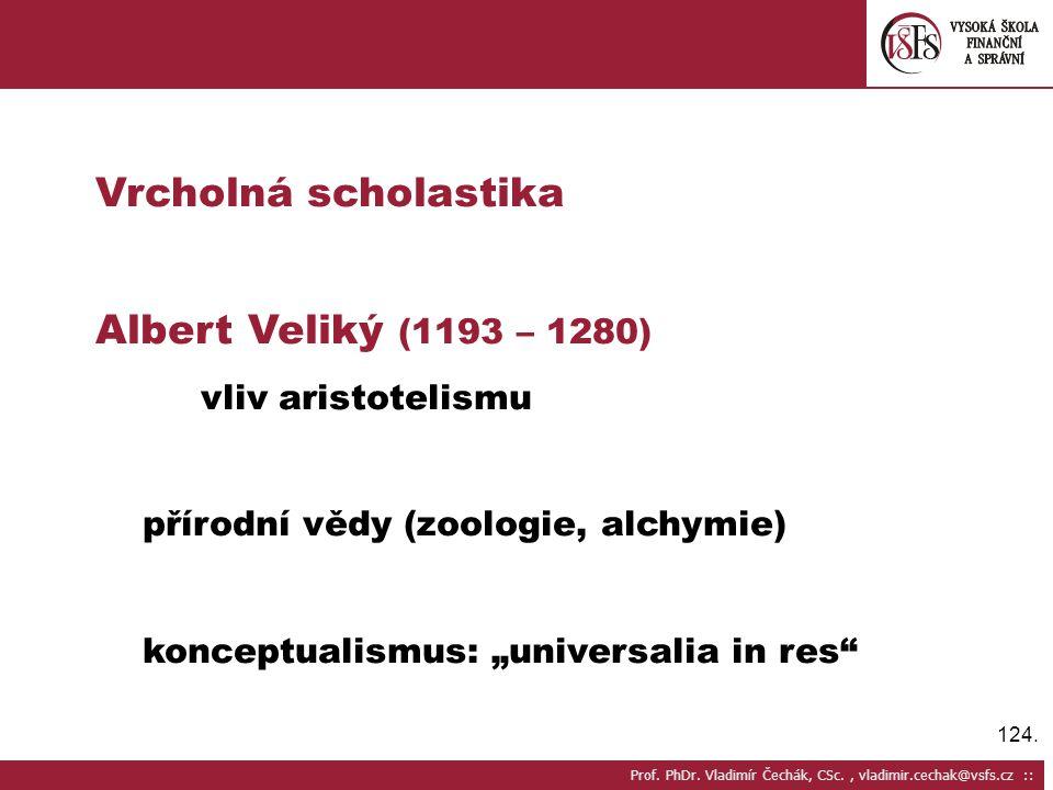 124.Prof. PhDr.