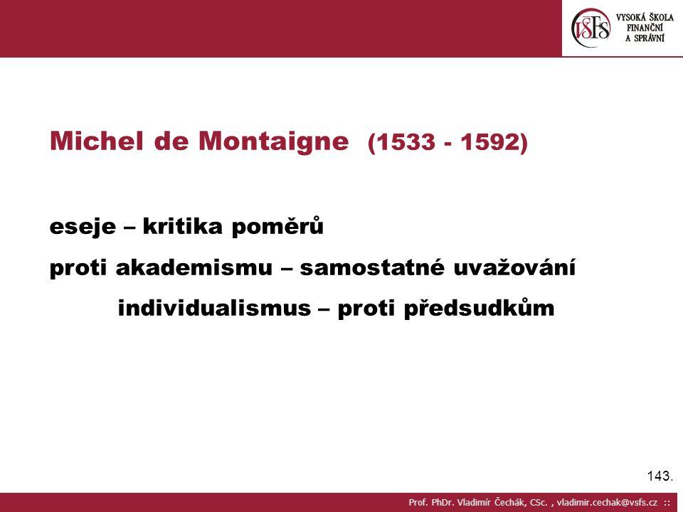 143.Prof. PhDr.
