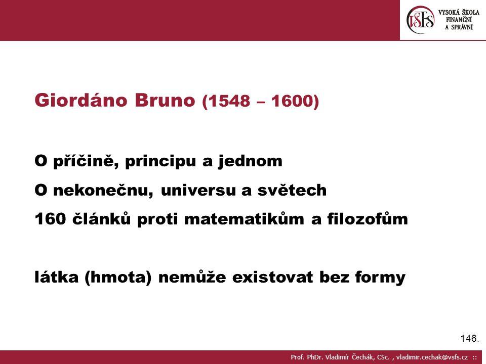 146.Prof. PhDr.