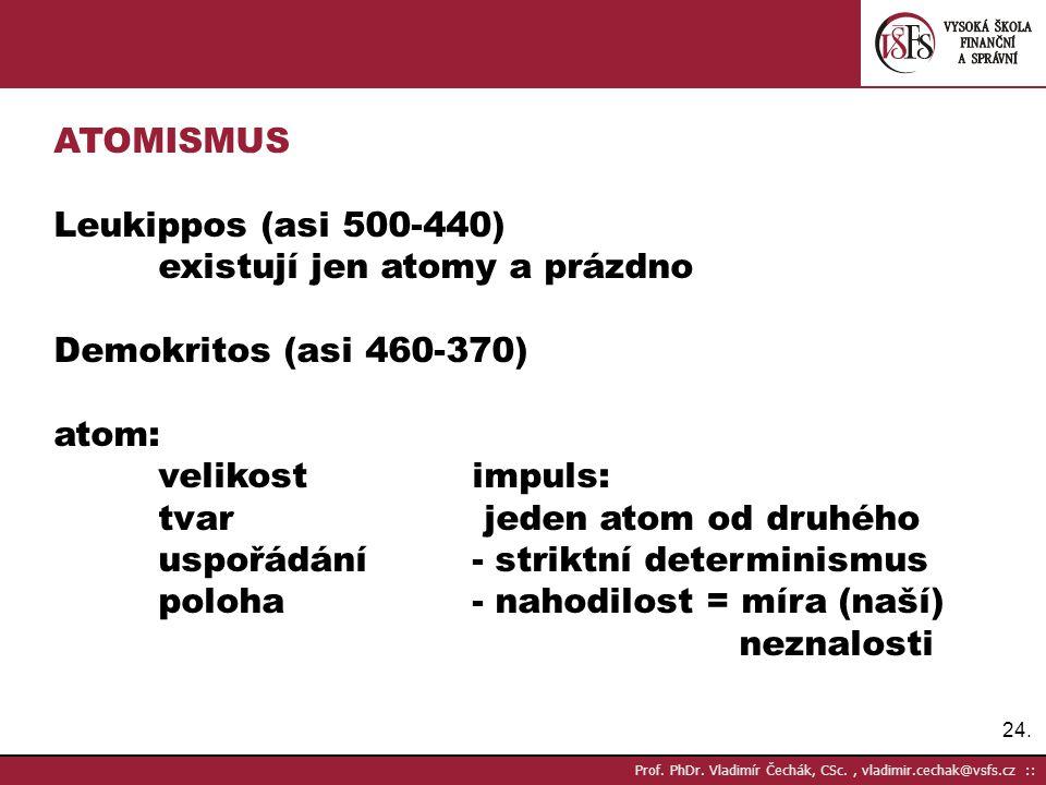 24.Prof. PhDr.
