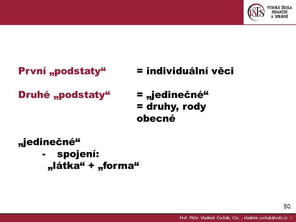 50.Prof. PhDr.