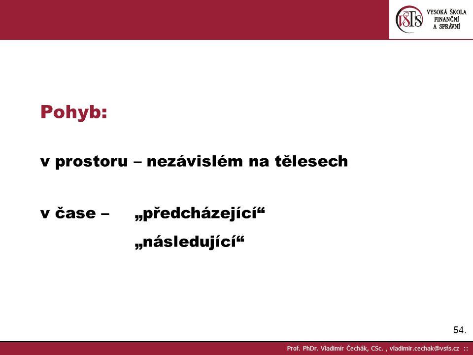 54.Prof. PhDr.
