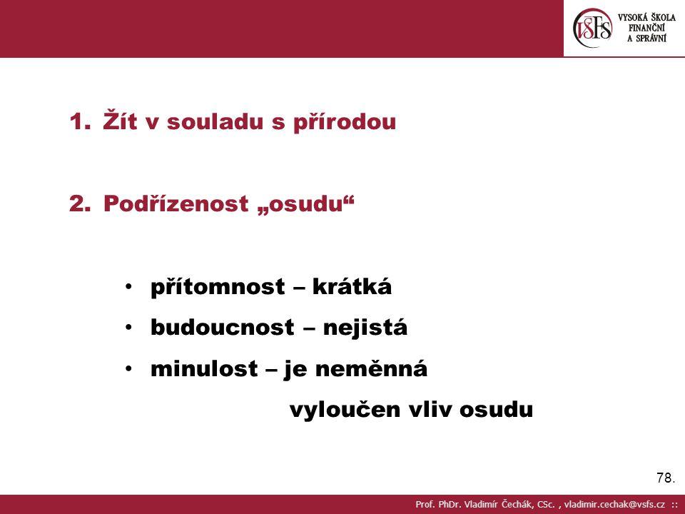 78.Prof. PhDr.