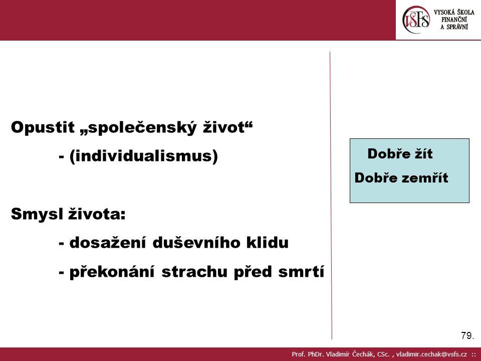 79.Prof. PhDr.