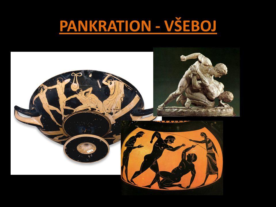 PANKRATION - VŠEBOJ