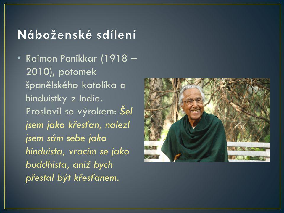 Dne 18. února vzniklo občanské sdružení Společnost pro mezináboženský dialog.