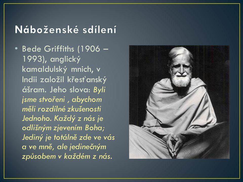 Raimon Panikkar (1918 – 2010), potomek španělského katolíka a hinduistky z Indie.