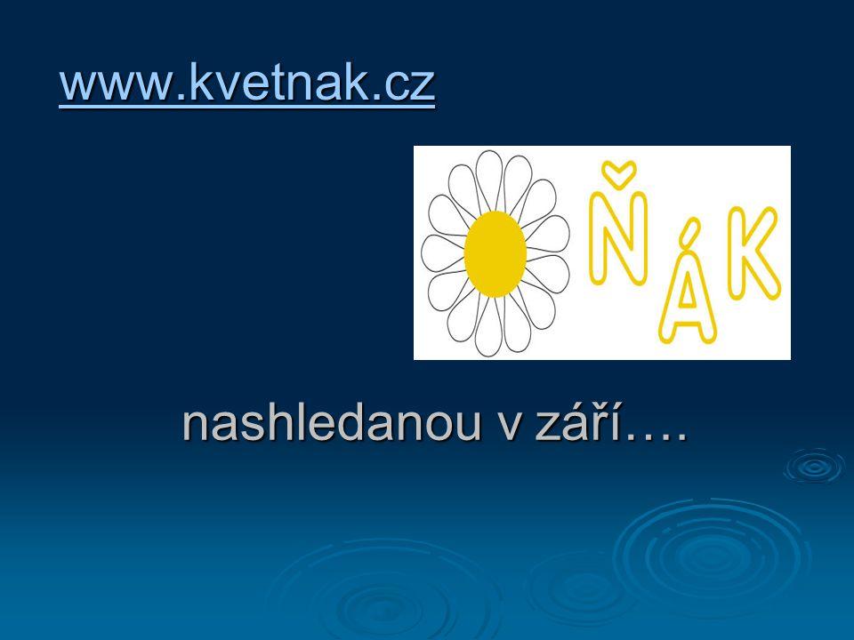 nashledanou v září…. www.kvetnak.cz