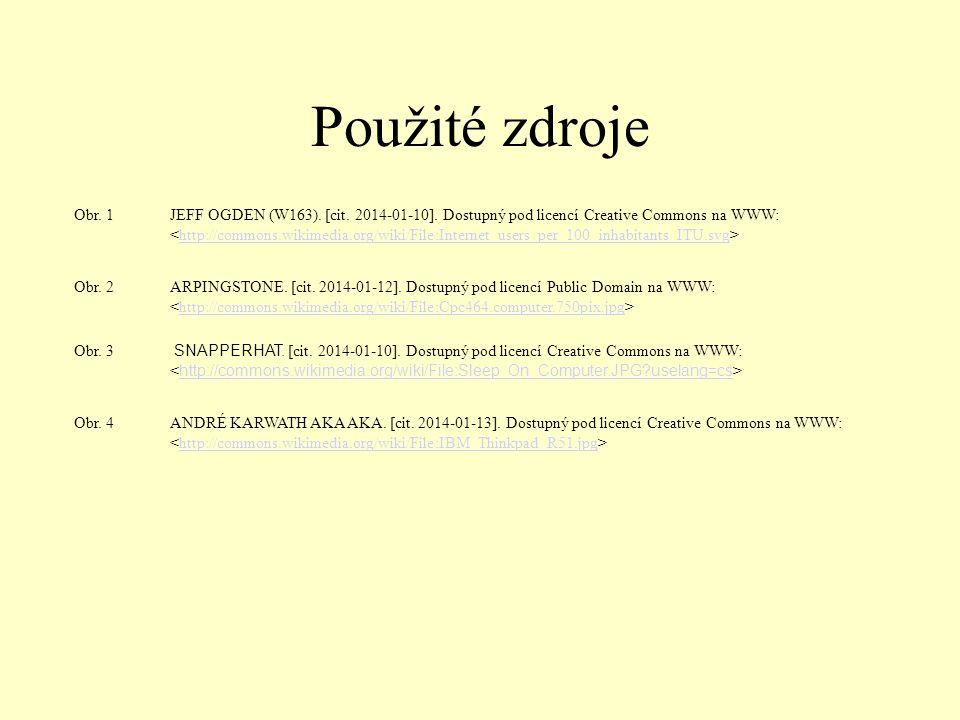 Použité zdroje Obr.1JEFF OGDEN (W163). [cit. 2014-01-10].
