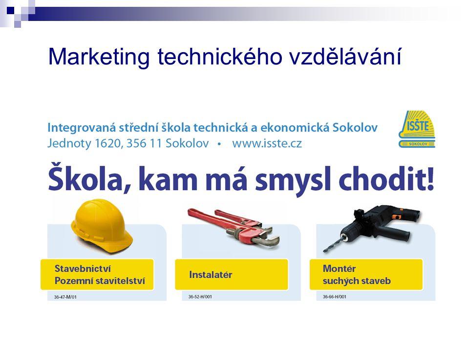 Marketing technického vzdělávání