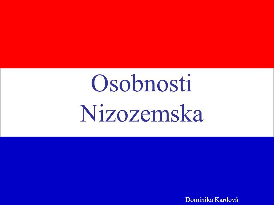 Osobnosti Nizozemska Dominika Kardová