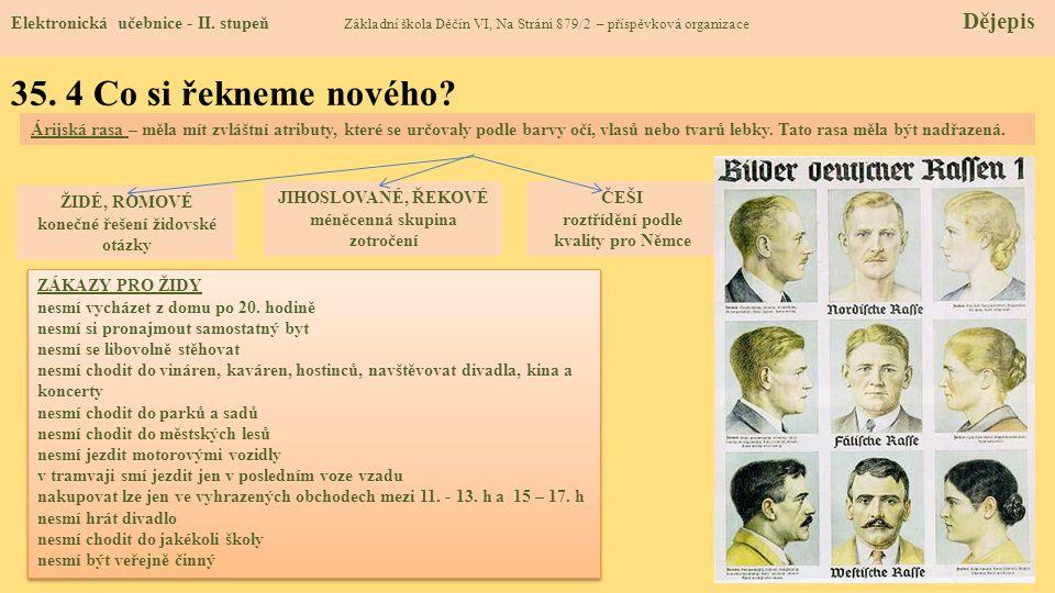 35.5 Procvičení a příklady Elektronická učebnice - II.