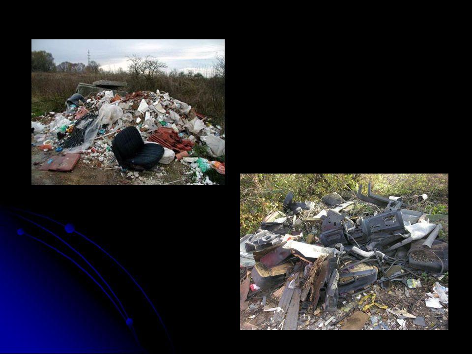 Třídění odpadu je sběr jednotlivých druhů odpadů (papír, skol, plasty, bioodpad) odděleně od ostatních.