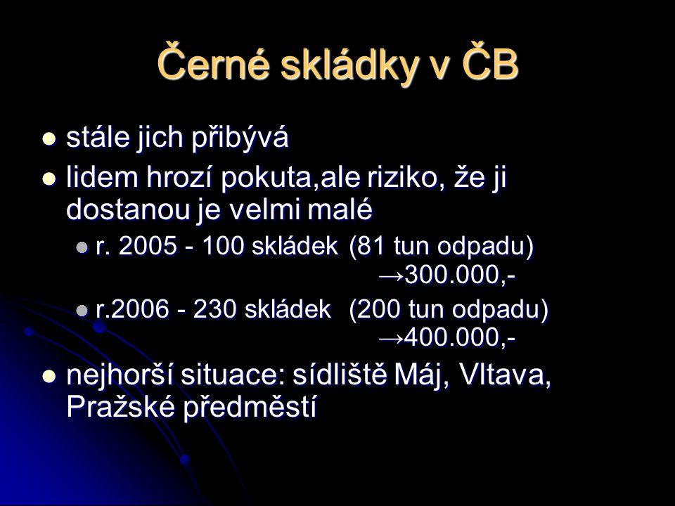 Svoz domovního odpadu ČB odvoz - A.S.A.České Budějovice s.r.o odvoz - A.S.A.