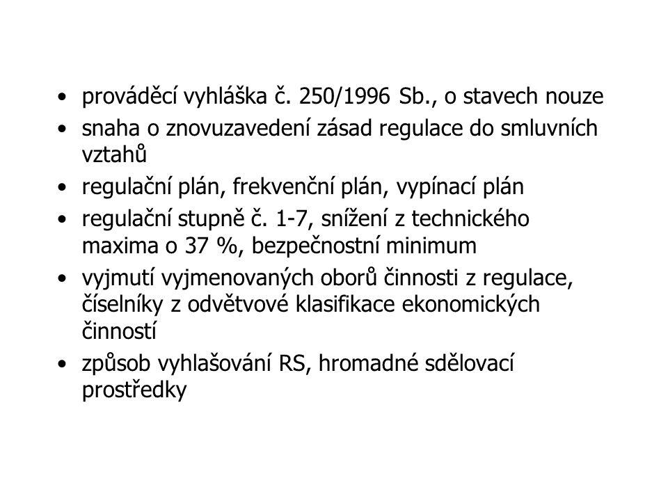zák.č. 458/2000 Sb., energetický zákon § 50, smlouva o dodávce, obsahuje mj.