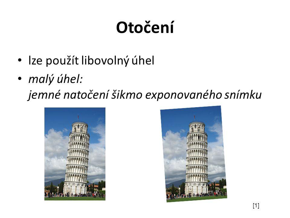 Použitý obrazový materiál [1]BLAZE, Saffron.The Leaning Tower of Pisa.