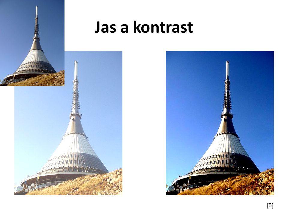 Jas a kontrast [5]