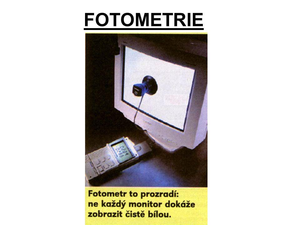 FOTOMETRIE