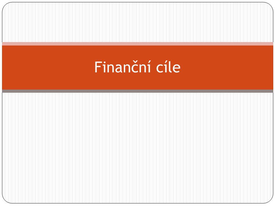 Finanční cíle
