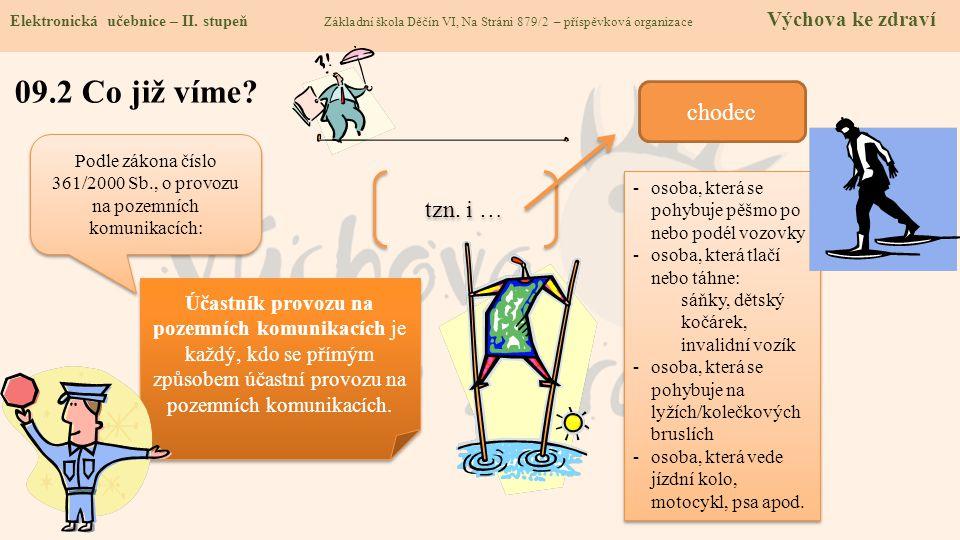 09.3 Jaké si řekneme nové termíny a názvy.Elektronická učebnice - II.