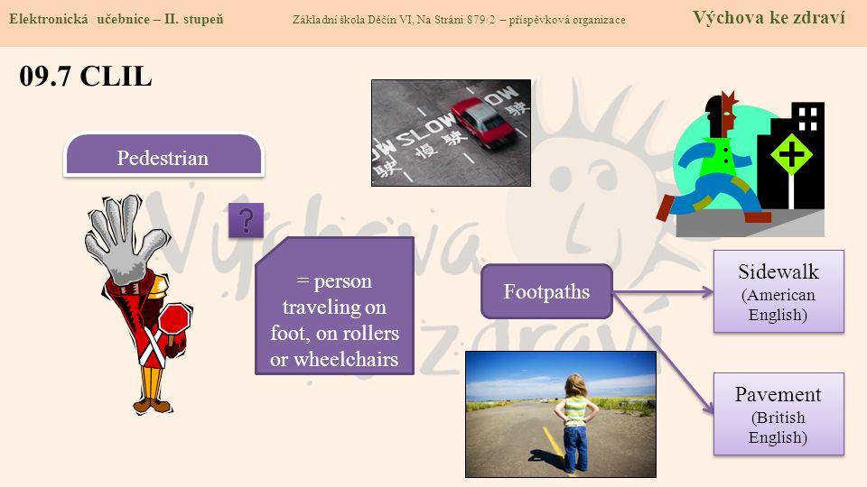 09.7 CLIL Elektronická učebnice - II.