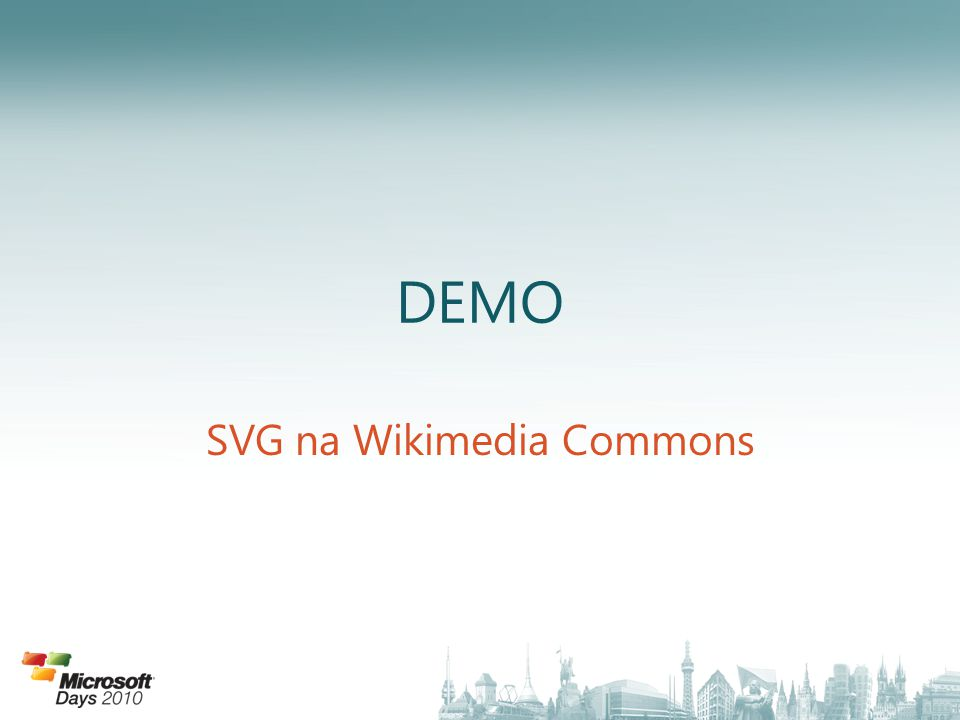 DEMO SVG na Wikimedia Commons