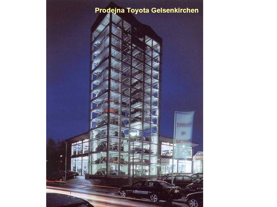 Prodejna Toyota Gelsenkirchen