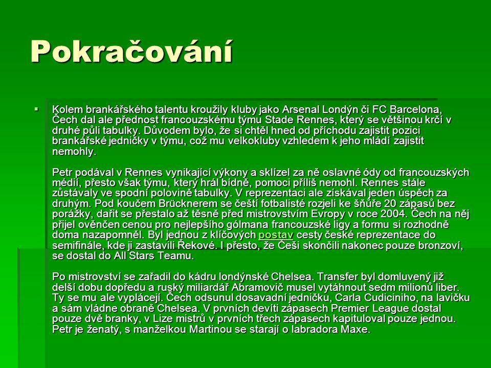 Kariera: Kariera:  FC Viktoria Plzeň (1989- 1999)  FK Chmel Blšany (1999- 2001)  AC Sparta Praha (2001- 2002)  Stade Rennes FC (2002- 2004)  Chelsea FC (2004-?)
