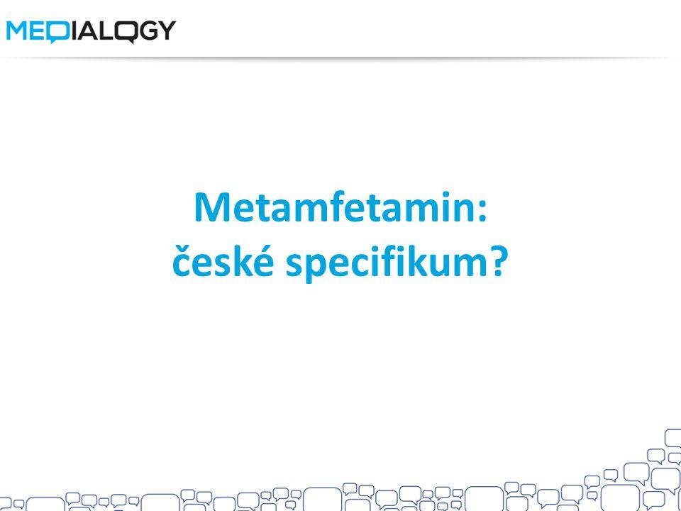 Metamfetamin: české specifikum?