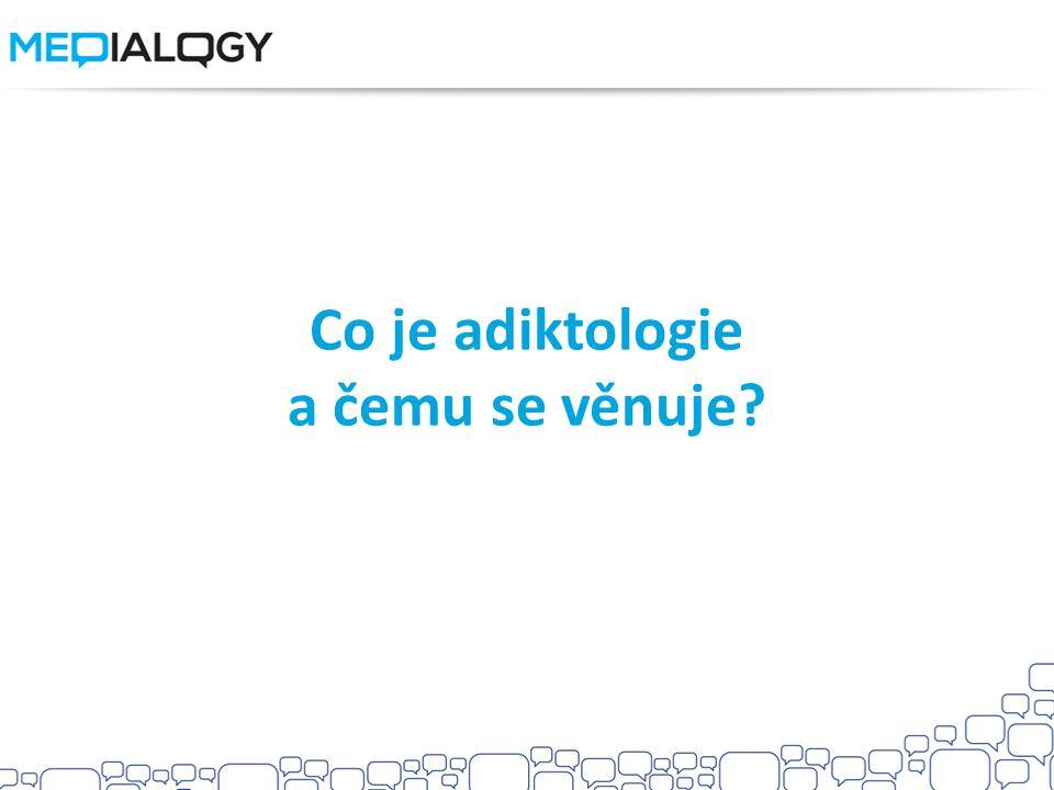 Co je adiktologie a čemu se věnuje?