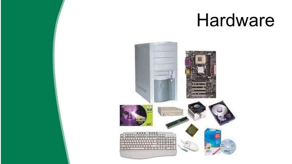 Software  programové vybavení počítače  nehmotná, ale důležitá část počítače  všechny programy ve vašem počítači