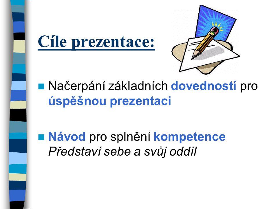 """Komunikace a informace """"Schopnost prezentace, představí sebe a oddíl"""" Zásady kvalitní prezentace Jan-Iáček-Konečný 28.-30.3.2008, Vídeň"""