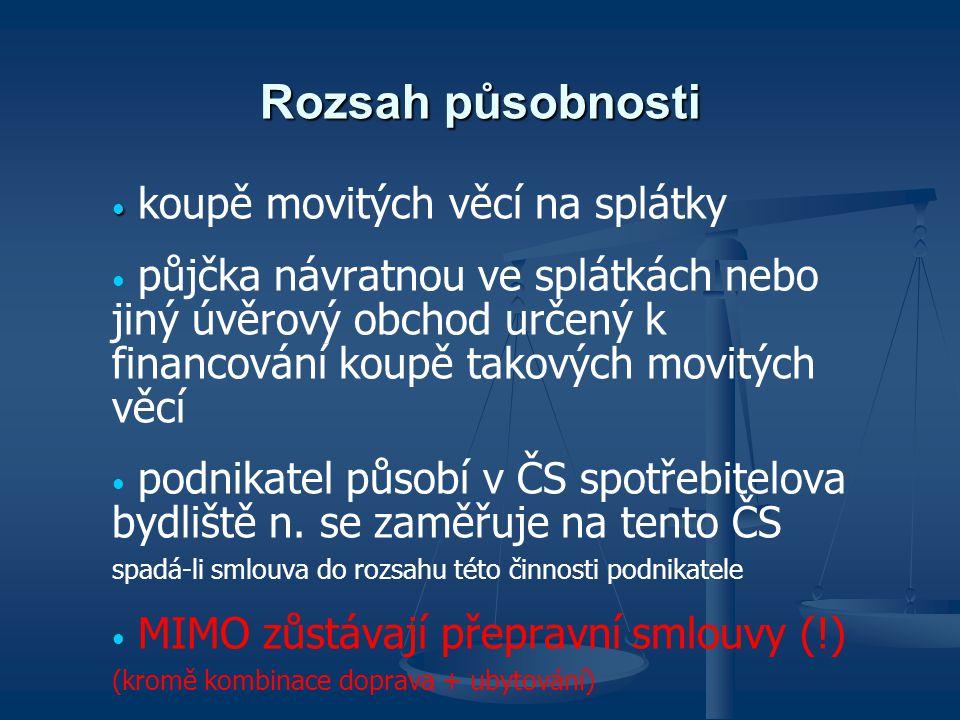 Ochrana v režimu čl.26 Soud před uznáním své příslušnosti podle čl.