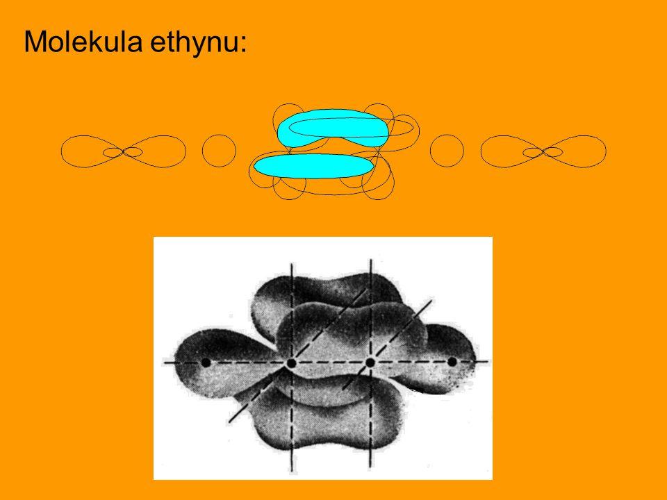 Molekula ethynu:
