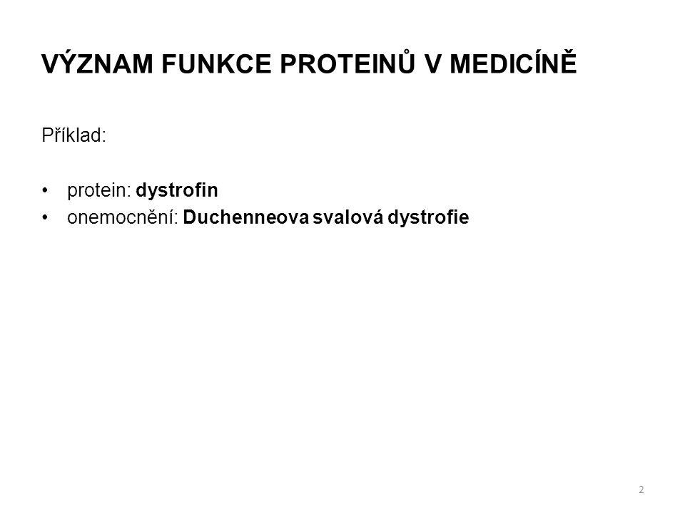 7.FUNKČNÍ TYPY PROTEINŮ: Strukturní proteiny: tubulin, keratin, aktin, kolagen Enzymy: proteinkináza C, DNA polymeráza δ, pepsin Pohybové proteiny (molekulární motory): myosin, kinesin, dynein Transportní proteiny: hemoglobin, transferin, albumin Zásobní proteiny: ferritin, kasein, ovalbumin Signální proteiny: insulin, EGF, erythropoietin Receptorové proteiny: rhodopsin, insulinový receptor, EGF receptor Regulační proteiny: chaperony, transkripční faktory, cykliny Protilátky Ostatní proteiny se zvláštní funkcí: např.