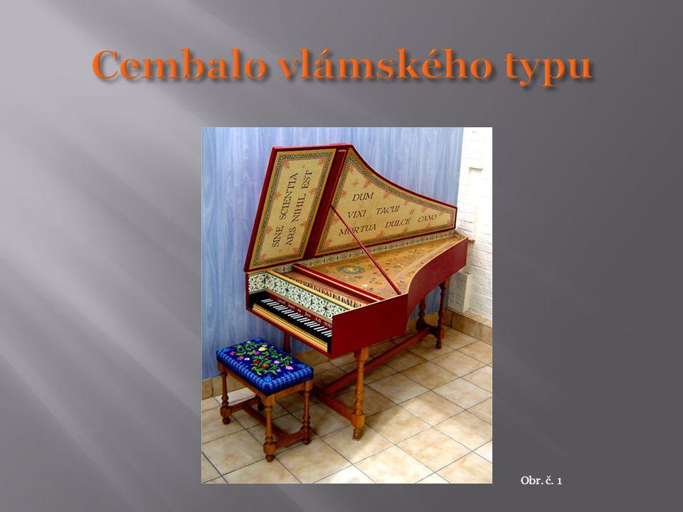  Clavis = latinsky klíč, později tón  Kladívková mechanika  Matematicky vyrovnané členění oktávy na 12 stejných půltónů = dobře temperovaný klavír  Klaviatura:  7 bílých kláves - diatonická stupnice  5 černých kláves – doplněno až ve 14.