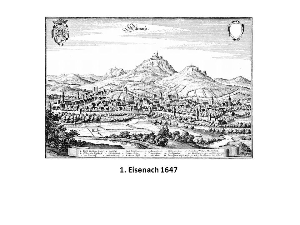 1. Eisenach 1647