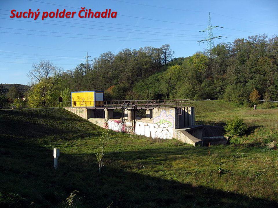 Suchý polder Čihadla