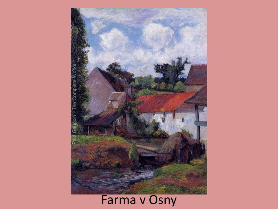 Farma v Osny