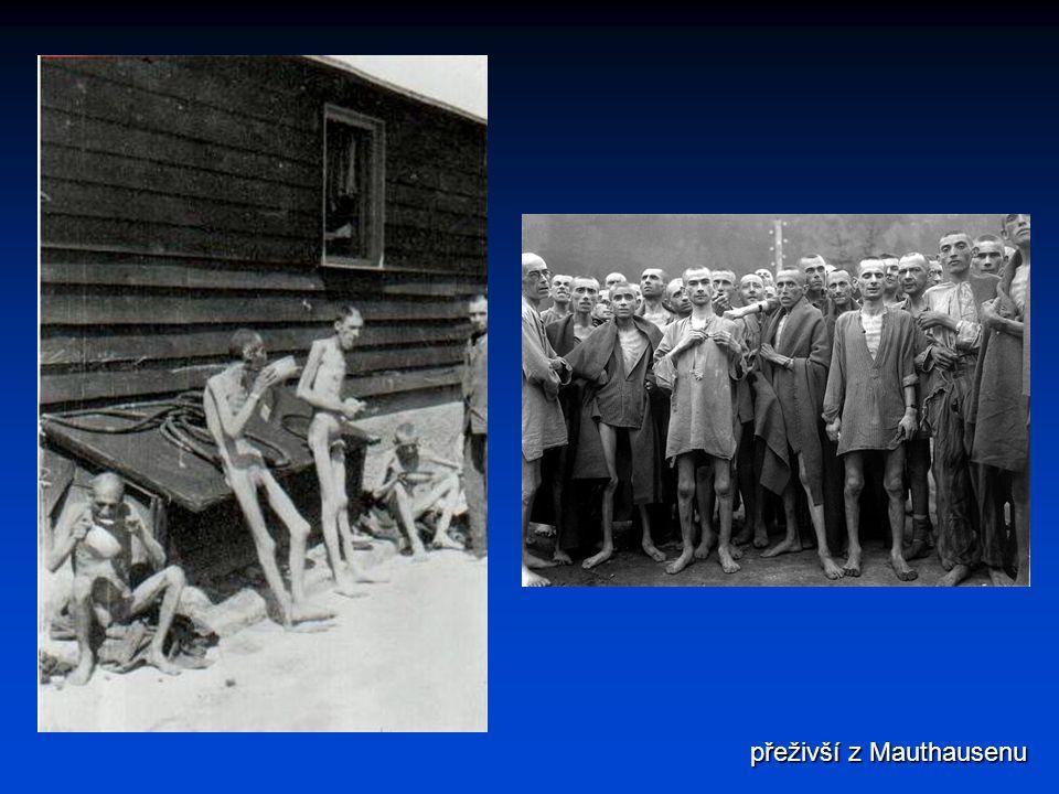 přeživší z Mauthausenu