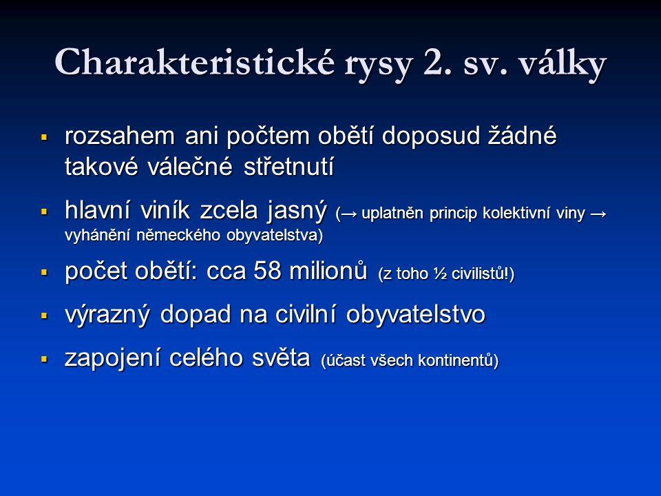 Charakteristické rysy 2.sv.