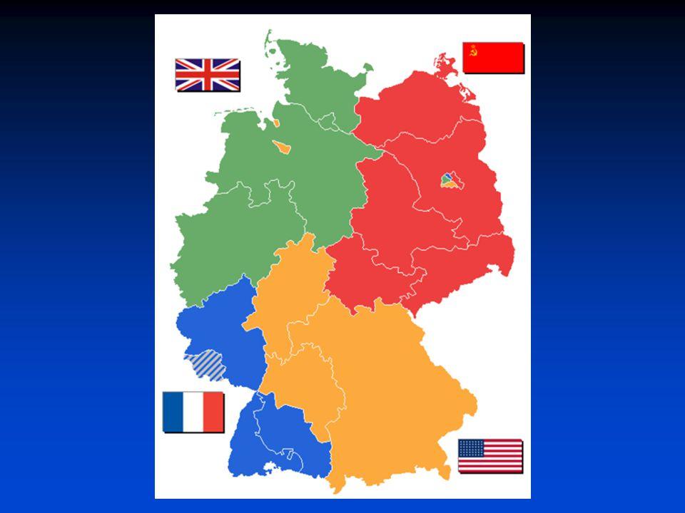 Norimberský proces (listopad 1945 – říjen 1946)  potrestání válečných zločinců mezinárodním tribunálem v Norimberku (ideologické město)  obžalováno 24 hlavních něm.