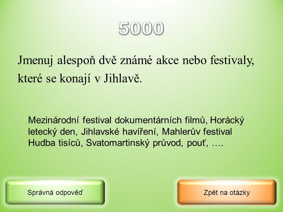 Jak se jmenuje hudební skladatel a dirigent, který v Jihlavě žil. Jmenuj alespoň dvě jeho díla. Zpět na otázkySprávná odpověď Gustav Mahler, 10 symfon
