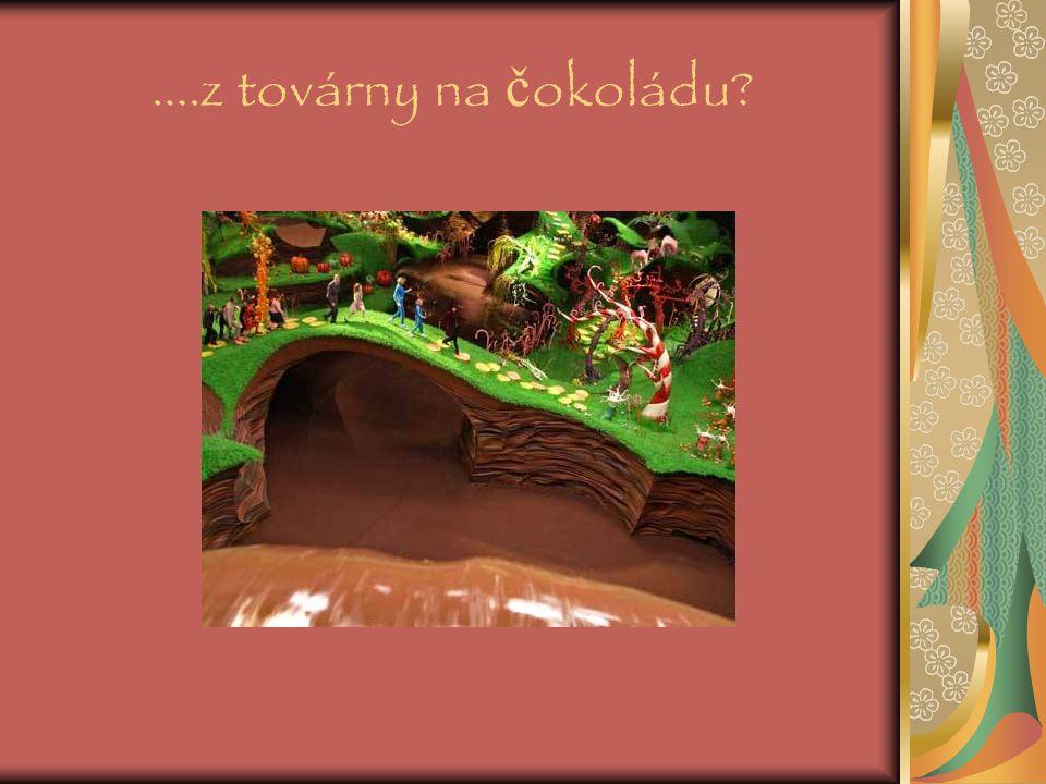 Záv ě re č ný testík (každá otázka má jednu správnou odpov ěď ) 1)Z jakého kontinentu pochází čokoláda.