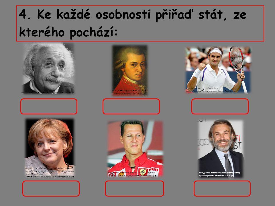 4. Ke každé osobnosti přiřaď stát, ze kterého pochází: http://www.aceshowbiz.com/images/wennp ic/christoph-waltz-afi-fest-2011-03.jpg http://freethoug