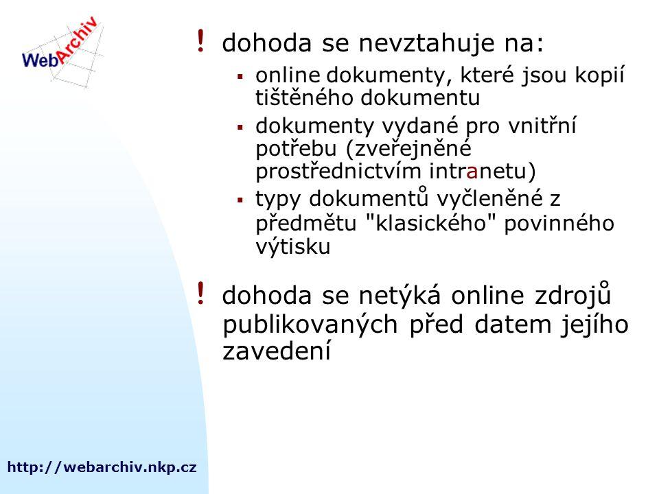 http://webarchiv.nkp.cz .