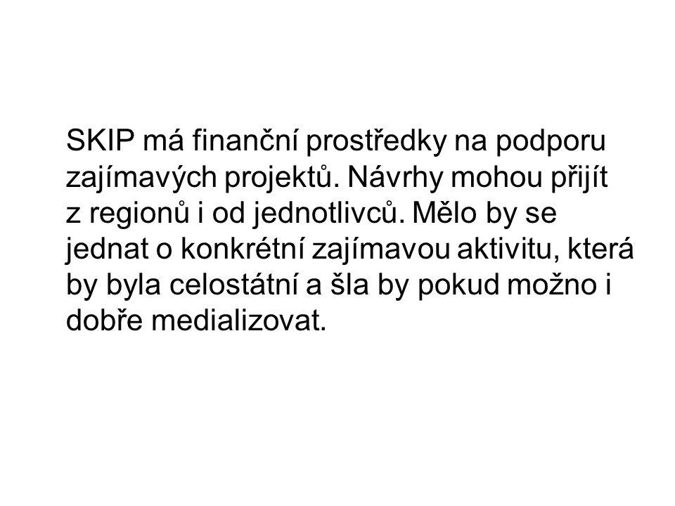SKIP ČR má nové webové stránky.